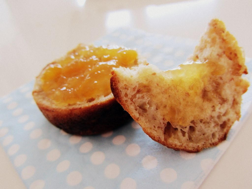 Gör goda muffins av gröten