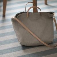 Sy en väska i tyg! (mönster finns i inlägget)